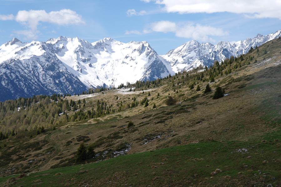 Alta Via degli alpeggi