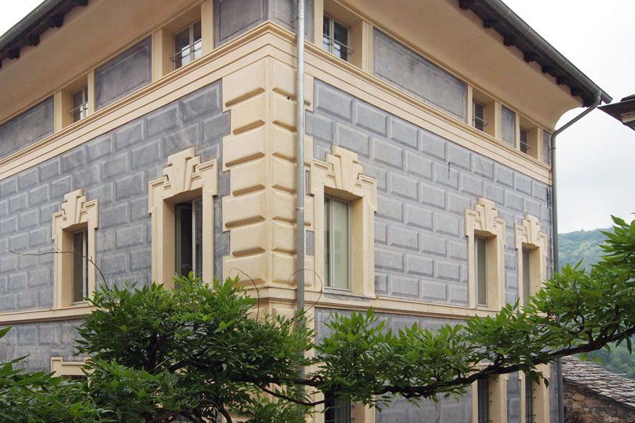 Casa Cantoni a Cabbio centro informativo del MEVM