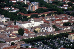 Centro storico della città di Cervia