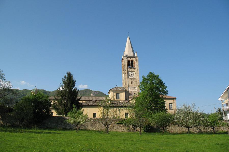 Chiesa di Santa Maria del Pino a Coazze