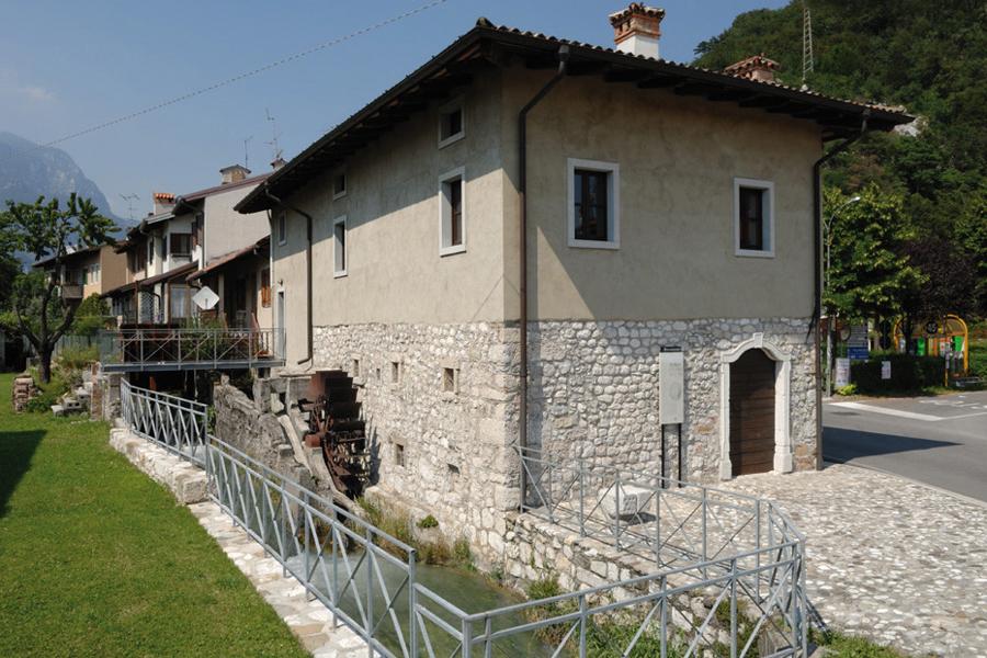 Mulino Cocconi centro di documentazione dell'ecomuseo