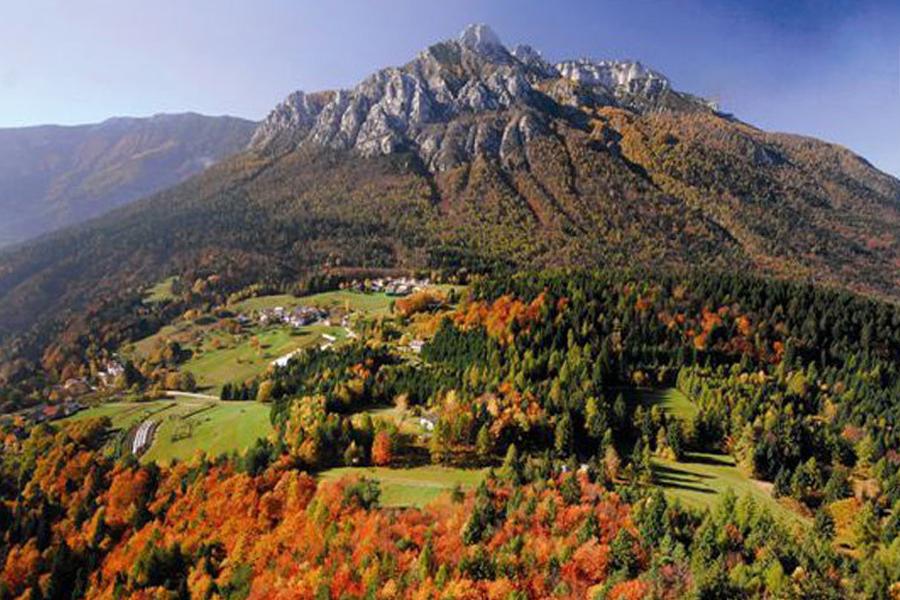 autunno in Valsugana