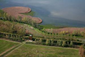 cassa di espansione di Campotto oasi naturalistica