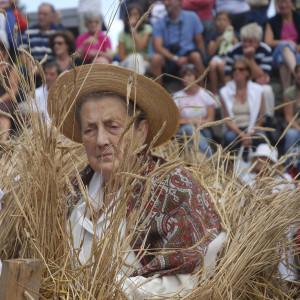 corteo alla Festa della Segale