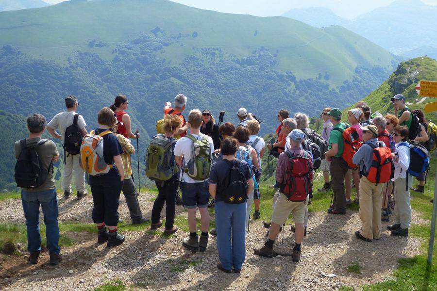 escursione sul Monte Generoso