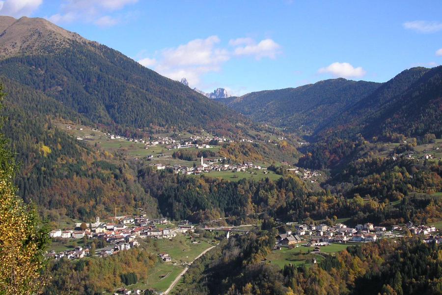 la valle del Vanoi