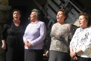 le sorelle Panzeri, depositarie di un notevole patrimonio canoro