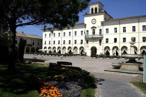 piazza Garibaldi nel Centro storico della città