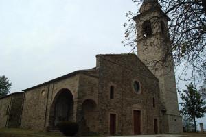 pieve romanica di Sant'Ambrogio a Bazzano