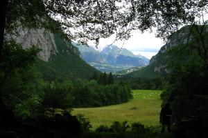 scorcio sulla Val Lomasona